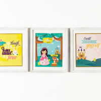 Frame a memory princess small
