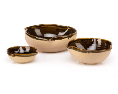 Wave bowl set thumb