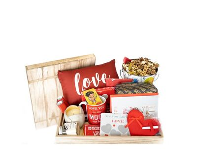 You are my lover hamper crate thumb