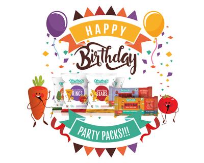 Kids birthday celebration pack pack of 10 thumb