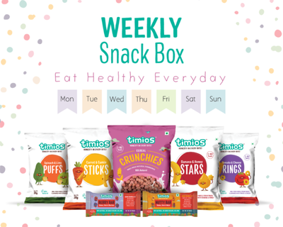 Weekly snack box pack of 14 thumb