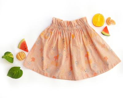Blush broccoli skirt thumb