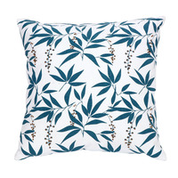 Fauna beaded cushion cover small