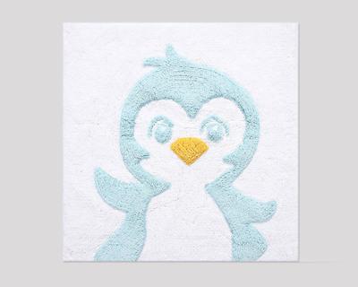 Polly penguin bathmat thumb
