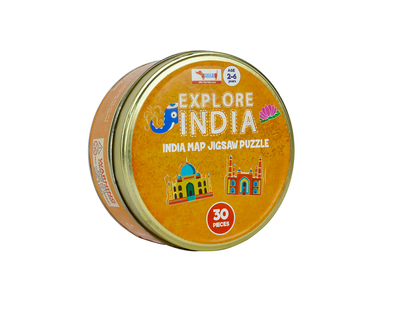 India map jigsaw puzzle thumb