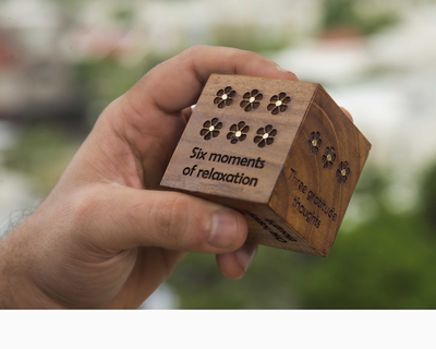 The now cube 6 dimensions to awareness thumb