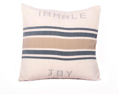 Cushion cover inhale joy thumb